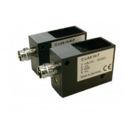 C-LAS Cubic Miniature Analogue Laser Sensors
